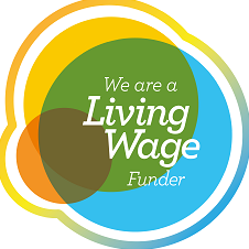 Living Wage Funder logo