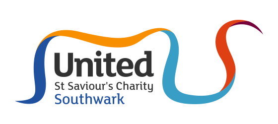 United St Saviour's Charity Logo